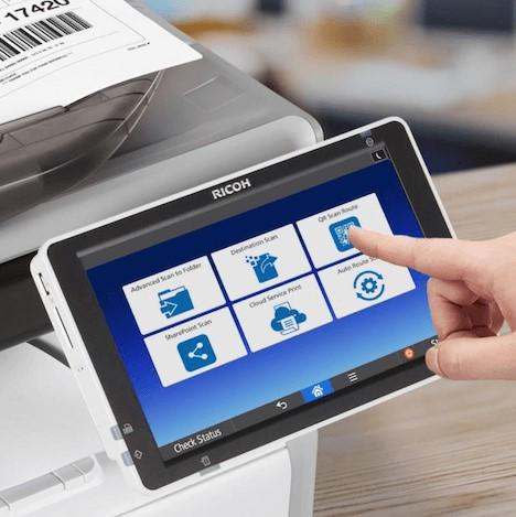 Ricoh Smart Integration cloud document software